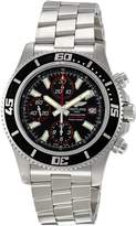 Breitling Men's A1334102/BA81SS Superocean Chronograph II Dial Watch