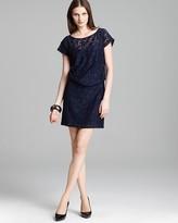 Laundry by Shelli Segal Dress - Blouson Lace