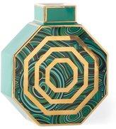 Jonathan Adler Malachite Octagonal Vase
