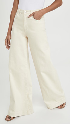 J Brand Thelma High Rise Super Wide Leg Jeans