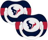 Baby Fanatic Houston Texans Pacifiers - 2 Pack
