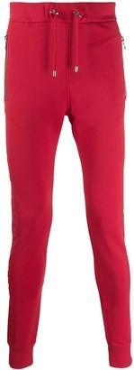 Balmain Embossed Logo Track Pants