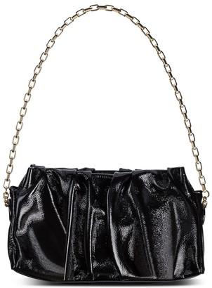 Elleme Vague patent leather shoulder bag
