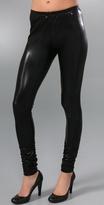 Scrunch Detail Leggings