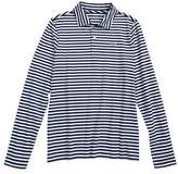 Vineyard Vines Stripe Long Sleeve Polo