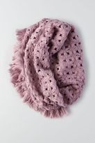 American Eagle Outfitters AE Fringe Trim Snood