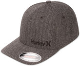 Hurley Men's Corps Embroidered-Logo Fitted Cap