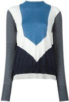 Stella McCartney oversize turtleneck sweater