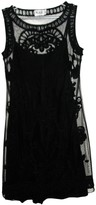 ALICE by Temperley Black Lace Dress for Women