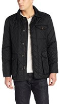 Hart Schaffner Marx Men's Middlebury Quilted Field Coat