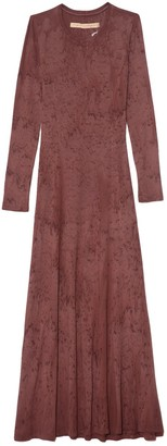 Raquel Allegra Rhea Dress in Blush Tie Dye