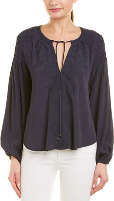 Astr The Label Claudine Top