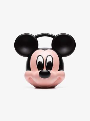 Gucci Black X Mickey Mouse head PVC tote bag