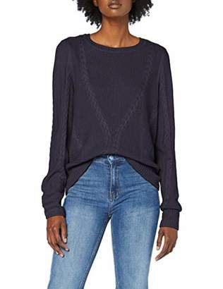 Only Women's ONLJEMMA L/S Cable Pullover KNT Jumper,M