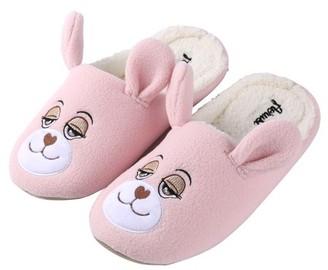 Aerusi Adult Flopsy Teddy Bear Indoor Slippers