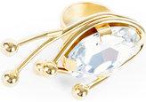Marni Crystal ring