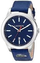 Lacoste Men's 2010779 Auckland Analog Display Japanese Quartz Blue Watch