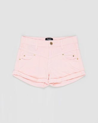 Bardot Junior Laney Denim Shorts - Teens