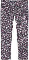Lili Gaufrette Girl skinny fit pants