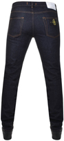 Stone Island Slim Fit Jeans Blue