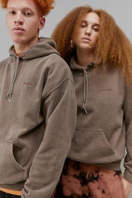 Iets Frans... iets frans. Unisex Chocolate Fondant Hoodie - Brown XS at Urban Outfitters