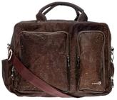 Earth Wood Braga Messenger Bag