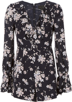 Exclusive for Intermix Thali Floral Romper