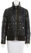 Tory Burch Down-Blend Puffer Jacket