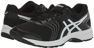 Asics Gel-Quickwalk 3 (Black/White) Women's Cross Training Shoes