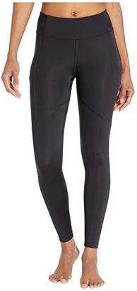 Asics Core Train Tights (Performance Black) Women's Clothing
