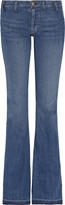 TEXTILE Elizabeth and James Jimi mid-rise flared jeans