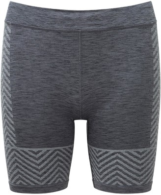 Tribe Sports Engineered Short - Charcoal Grey Melange