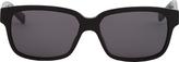Christian Dior Black Tie Basic Square Sunglasses