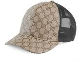 Gucci GG/MESH BASEBALL HAT BEIGE