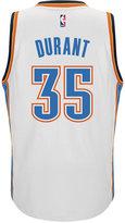 adidas Men's Kevin Durant Oklahoma City Thunder Swingman Jersey