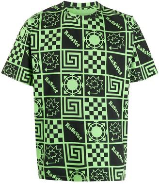 Paccbet geometric T-shirt