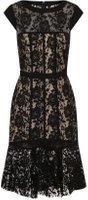Dorothy Perkins Womens **Paper Dolls Black Lace Dress- Black