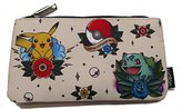 Loungefly Pokemon Flash Tattoo Starters Pencil Bag