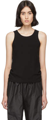 The Row Black Firala Tank Top