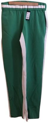 Joseph Green Cloth Trousers for Women
