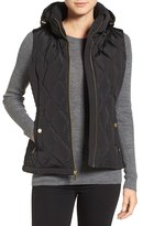 MICHAEL Michael Kors Women's Sporting Hooded Vest