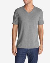 Eddie Bauer Men's Lookout Short-Sleeve V-Neck T-Shirt