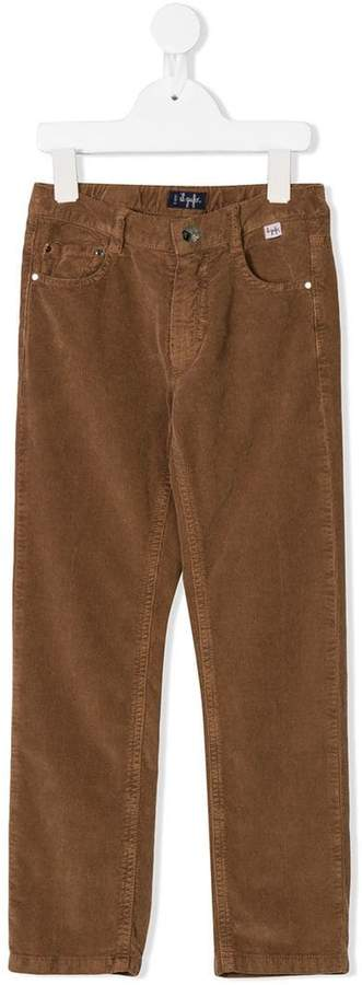Il Gufo corduroy trousers