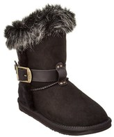 Australia Luxe Collective Women's Luxe Tsar Suede Short Boot.