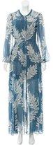 Sass & Bide Floral Two-Piece Dress Set w/ Tags