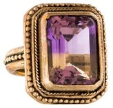 Stephen Dweck Ametrine Cocktail Ring