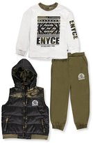 Enyce Little Boys' 3-Piece Outfit