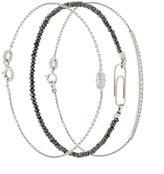 Uzerai Edits black diamond bracelet set