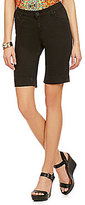 KUT from the Kloth KUT from fhe Kloth Natalie Twill Bermuda Shorts