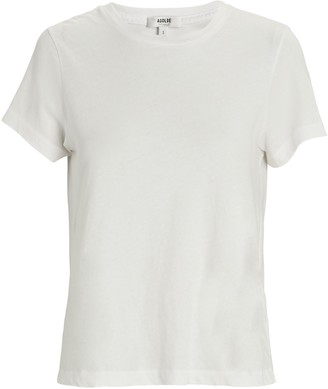 AGOLDE Linda Boxy Cotton T-Shirt